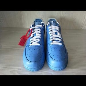 Off- white chair force 1 low '07' ' Mac'